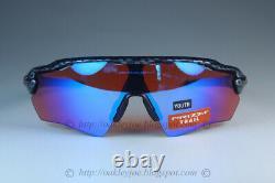 Oakley RADAR EV XS PATH YOUTH Sunglasses OJ9001-0431 Carbon Fiber With PRIZM Trail