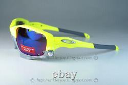 Oakley Racing Jacket Sunglasses OO9171-3962 Retina Burn Frame With PRIZM Road Lens