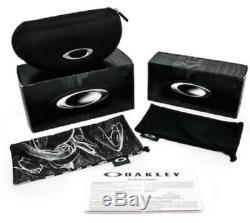Oakley Radar EV Path OO9208-01 Mens Matte Black Iridium Lens Sunglasses New