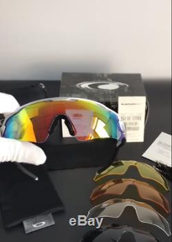 Oakley Radar EV Path Sunglasses 9275 PRIZM Road Black &Gray Frame PREOWNED