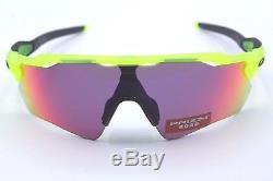 Oakley Radar EV Path Sunglasses OO9208-09 Uranium Frame Prizm Road Lens
