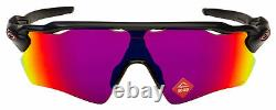 Oakley Radar EV Path Sunglasses OO9208-4638 Matte Black Prizm Road Lens