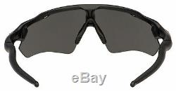 Oakley Radar EV Path Sunglasses OO9208-5138 Matte Black Prizm Black Polarized