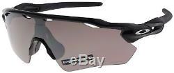 Oakley Radar EV Path Sunglasses OO9208-5238 Polished Black Prizm Black Iridium