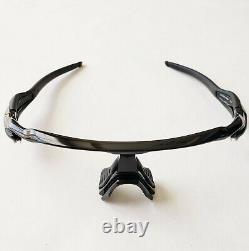 Oakley Radar EV Polished Black Replacement Frame Only Path Pitch Authentic