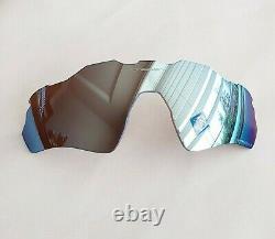 Oakley Radar Ev Path Prizm Deep Water Polarized Lens Authentic H20 101-116-005