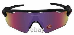 Oakley Radar Ev Path sunglasses black frame prizm road Lens NEW OO9208