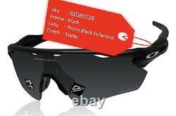 Oakley Radar Ev Path sunglasses matte Black Frame Prizm Polarized Lens OO9208