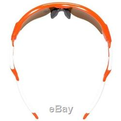 oakley radarlock polarized ot5o  Oakley Radarlock Path Fire Iridium Polarized Asian Fit Mens Sunglasses  OO9206-08