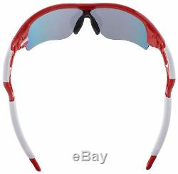 Oakley Radarlock Path Sunglasses OO9206-12 Infrared + Red Iridium Asia Fit