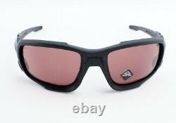 Oakley SI BALLISTIC SHOCKTUBE OO9329-02 Sunglasses Matte Black/Prizm TR22