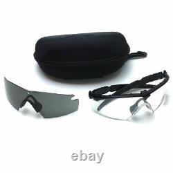 Oakley SI Ballistic M Frame 2.0 Strike Safety Shooting Glasses Kit