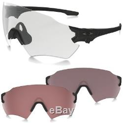 Oakley SI Tombstone Reap PRIZM 3 Lens Array (Clear, Tr22, Tr45) Shooting Glasses