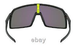 Oakley SUTRO Sunglasses OO9406-0337 Black Ink Frame With PRIZM Jade Lens NEW