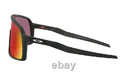 Oakley SUTRO Sunglasses OO9406-0837 Matte Black Frame With PRIZM Road Lens NEW