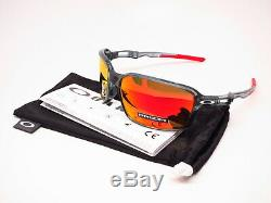 Oakley Siphon OO9429-0364 Crystal Black withPrizm Ruby Polarized Sunglasses