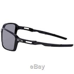 Oakley Siphon Prizm Black Polarized Wrap Men's Sunglasses OO9429 942904 64