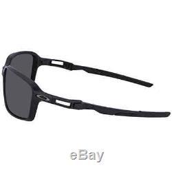 Oakley Siphon Prizm Grey Rectangular Men's Sunglasses OO9429 942901 64