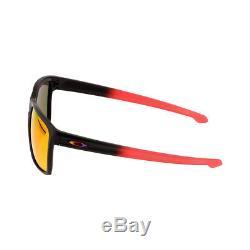 Oakley Sliver Plastic Frame Prizm Ruby Lens Men's Sunglasses OO934157