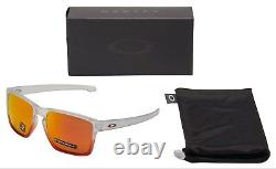 Oakley Sliver XL Sunglasses OO9341-2757 Ruby Mist Prizm Ruby Lens BNIB