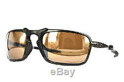 Oakley Sonnenbrille / Sunglasses BADMAN OO6020-02 135 6021 m. Etui # 141 (5)