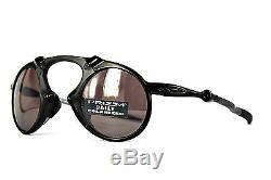 Oakley Sonnenbrille / Sunglasses MADMAN OO6019-05 4229 151 PRIZM Etui #141(2)
