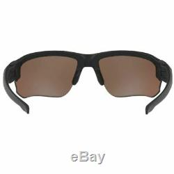 Oakley Speed Jacket Men Sunglasses Satin Black withPrizm Deep Water Polarized Lens