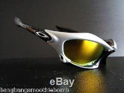 Oakley Splice Sonnenbrille Rare Vintage X Metal Juliet Pitboss Badman Monsterdog