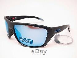 Oakley Split Shot OO9416-0664 Matte Black withPrizm Deep H2O Polarized Sunglasses