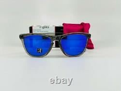 Oakley Sunglasses Frogskins Grey Ink withViolet Iridium Polarized OO9013-I1
