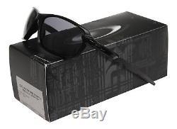 Oakley Sunglasses Matt Black Carbon Shift Grey Lens Wrap Around Sports Mens New