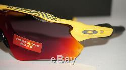 Oakley Sunglasses Radar EV Path Tour De France Yellow Prizm Road OO9208-6938