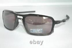 Oakley Triggerman POLARIZED Sunglasses OO9266-06 Polished Black With PRIZM DAILY