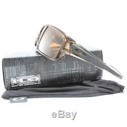 Oakley Turbine OO9263-02 Brown Smoke/Dark Bronze Men's Sports Sunglasses