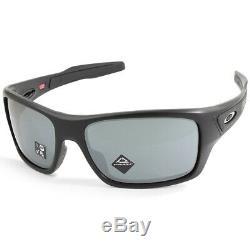 Oakley Turbine OO9263-42 Matte Black/Prizm Black Men's Sport Sunglasses