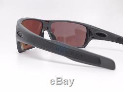 Oakley Turbine Rotor OO9307-09 Steel withPrizm Deep H20 Polarized Sunglasses