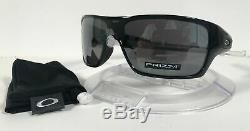 Oakley Turbine Rotor POLARIZED Sunglasses OO9307-1532 Black With PRIZM Black Lens