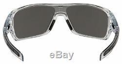 Oakley Turbine Rotor Sunglasses OO9307-1632 Clear Prizm Black Polarized Lens