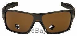 Oakley Turbine Rotor Sunglasses OO9307-1732 Olive Camo Prizm Tungsten Lens NIB