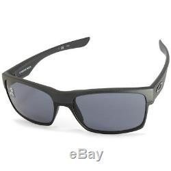 Oakley Twoface OO9189-05 Matte Steel/Grey Men's Sunglasses