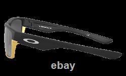 Oakley Twoface Sunglasses OO9189-4360 Matte Black Frame With PRIZM Black Lens