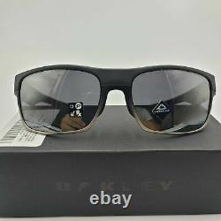 Oakley Twoface Sunglasses OO9256-13 Matte Black With PRIZM Black Lens ASIA FIT