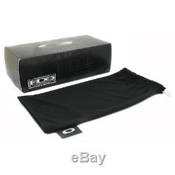 Oakley Valve Sunglasses OO9236-02 Polished Black Frame Positive Red Iridium Lens