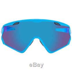 Oakley Wind Jacket 2.0 Prizm Sapphire Sport Men's Sunglasses 0OO9418 941813 45