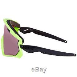 Oakley Wind Jacket 2.0 Prizm Snow Black Iridium Sport Men's Sunglasses OO9418