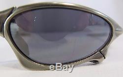 Oakley X-Metal Penny Plasma Men's Sunglasses With Soft Vault & Cleaning Bag Bundle