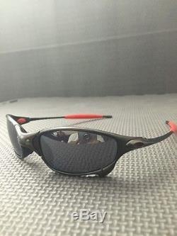 ed767cff13bcb Rare Limited Edition Oakley Ducati Juliet X-metal Sunglasses