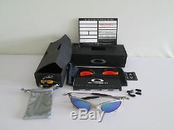Wow Men's Oakley Sunglasses Juliet X Men Plasma Frame 2 Sets Of Lenses Boxed